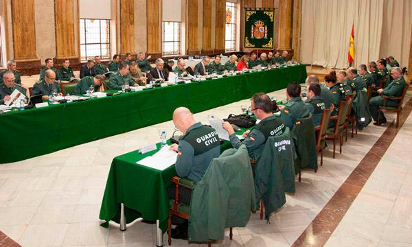 consejo Guardia Civil